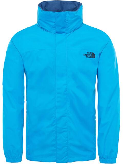 The North Face Resolve Kurtka Mężczyźni niebieski